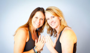Jen Bluestone Jen Davis Raleigh Kids yoga teachers
