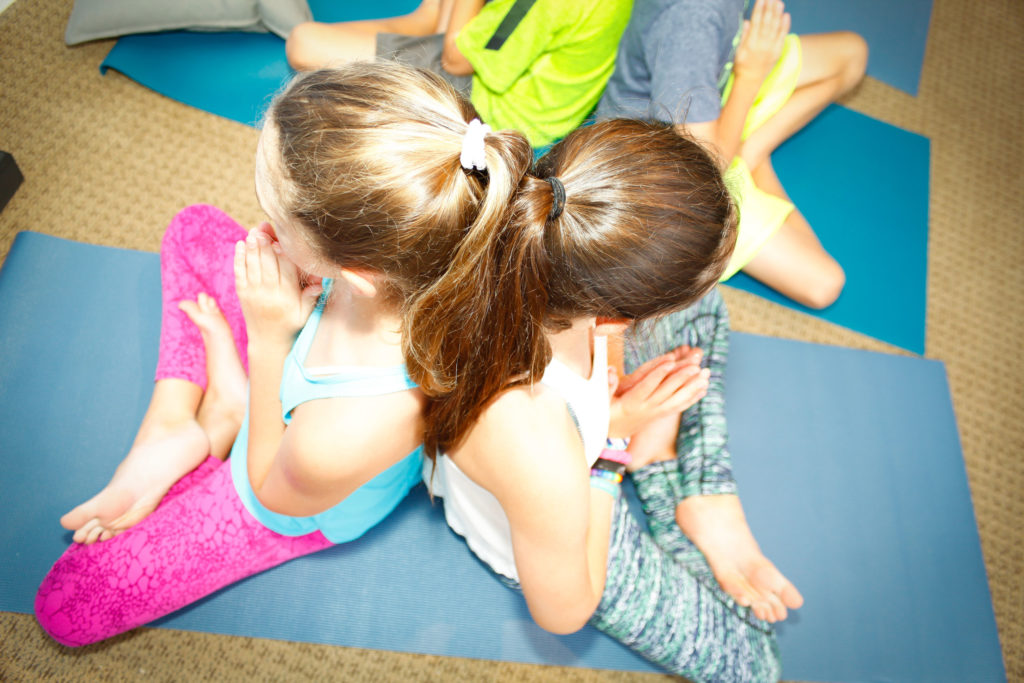 Kids Yoga Raleigh NC